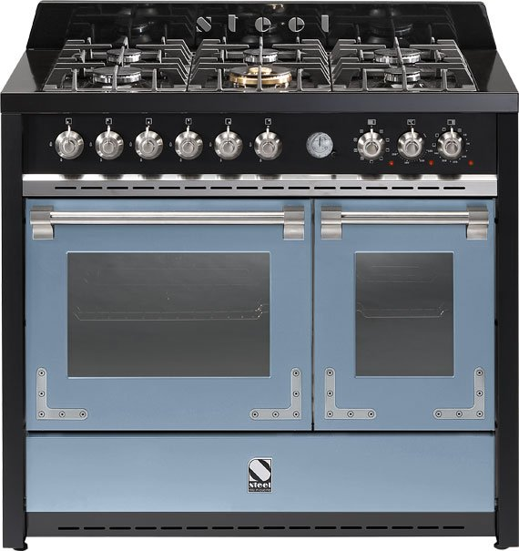 Κουζίνα OXFORD 100 Steel cucine